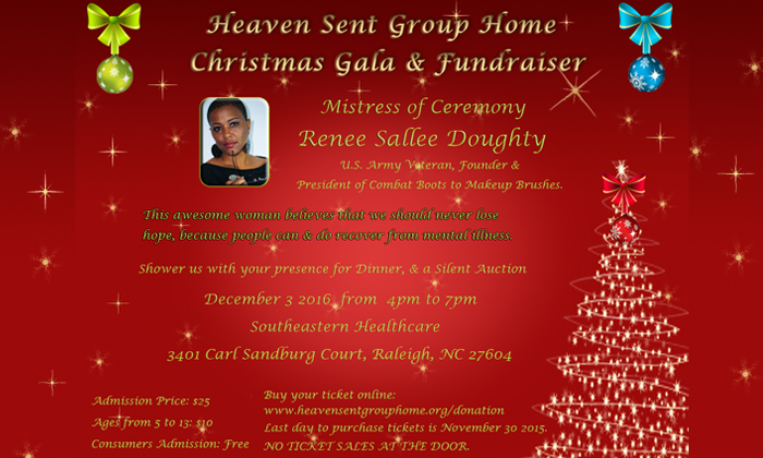 Christmas Gala 2016 Advertisement